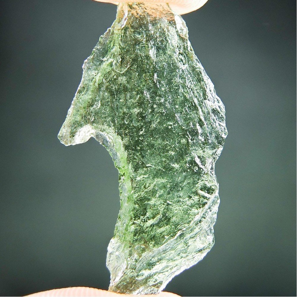real genuine moldavite