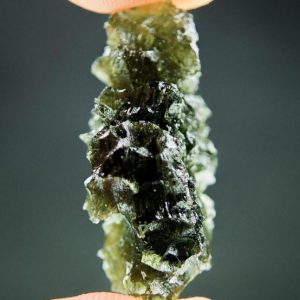 Investment Moldavite from Besednice