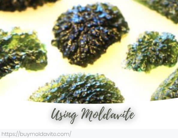 Using Moldavite