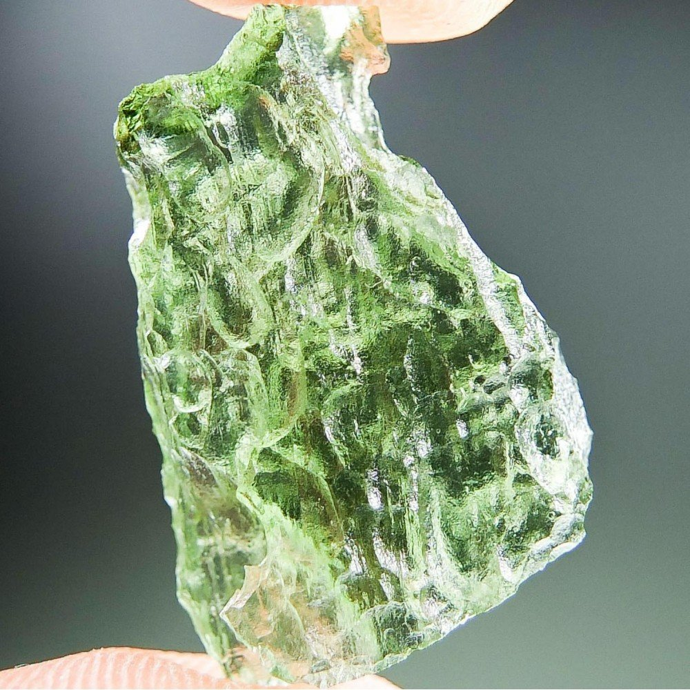 Apple Green Moldavite