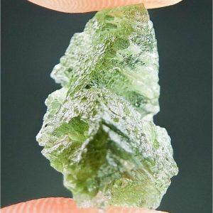 Raw Moldavite
