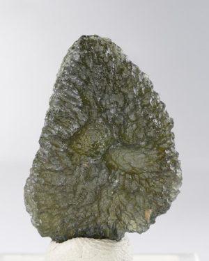 Moldavite Fine Collector Specimen with Certificate of Authenticity (5.2gram) 1