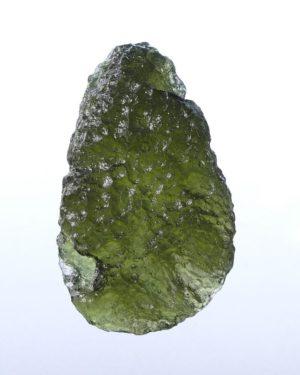 Vibrant Moldavite Fine Collector Specimen with Certificate of Authenticity (5.7grams) 1
