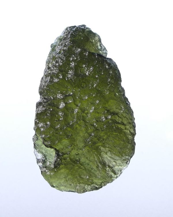Vibrant Moldavite Fine Collector Specimen with Certificate of Authenticity (5.7grams) 1