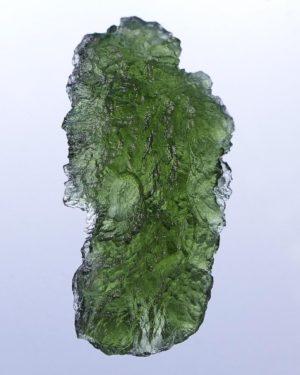 Vibrant Moldavite Fine Collector Specimen with Certificate of Authenticity (5.9grams) 1