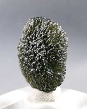 Moldavite Specimen Fine Jewelry Shape with Certificate of Authenticity (6.9grams) 2