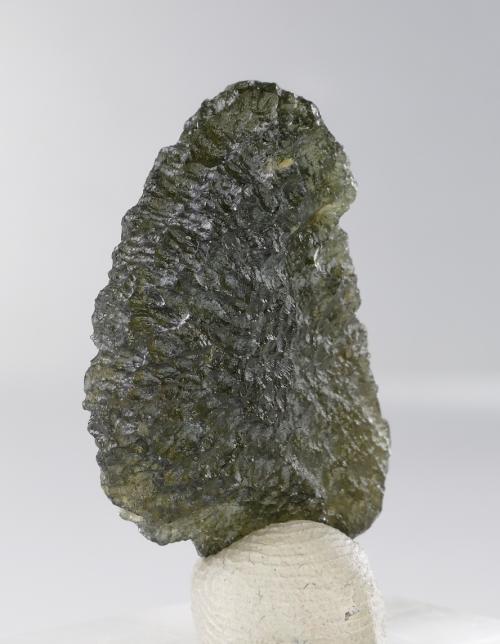 Moldavite Fine Collector Specimen with Certificate of Authenticity (5.2gram) 3