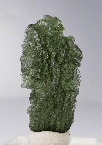 Vibrant Moldavite Fine Collector Specimen with Certificate of Authenticity (5.9grams) 3