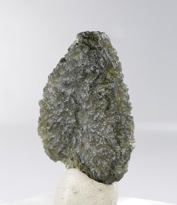 Moldavite Fine Collector Specimen with Certificate of Authenticity (5.2gram) 4