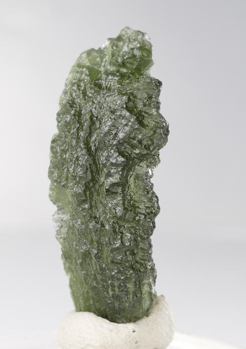Vibrant Moldavite Fine Collector Specimen with Certificate of Authenticity (5.9grams) 4