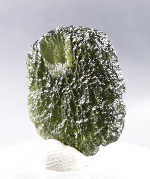 Moldavite Specimen Fine Jewelry Shape with Certificate of Authenticity (6.9grams) 4