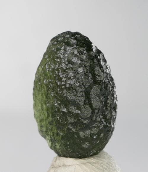 Moldavite Fine Round Shape Specimen (5.0grams)