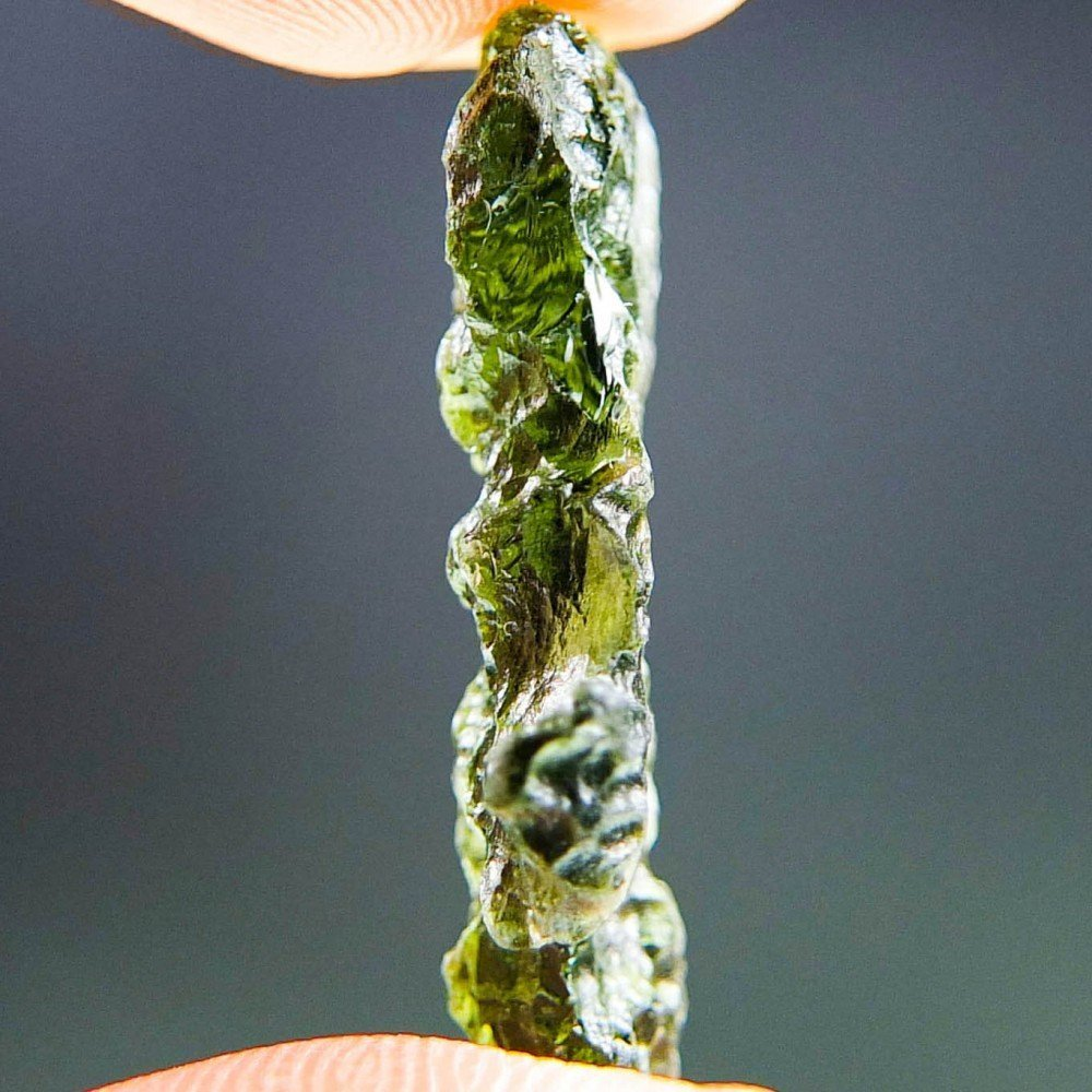 Raw Moldavite (1.82grams)