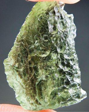 Raw Moldavite (2.56grams)