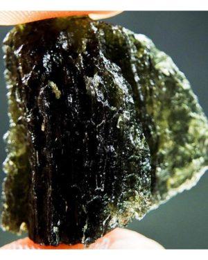 Raw Moldavite (3.44grams)