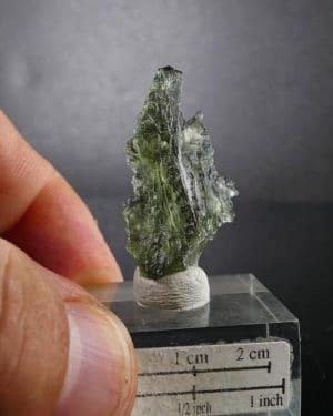 Basednice rare super shape Moldavite (2.9gram)