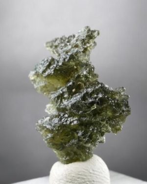 High Quality Rare Moldavite from Besednice (3.2grams) 2