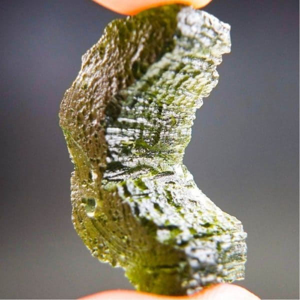 Certified Rare Moldavite (8.9grams)