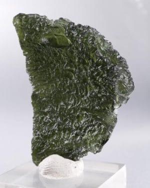 Authentic Premium Grade Large Moldavite (20.6grams)