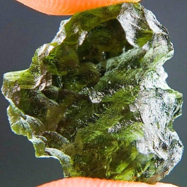 Besednice Natural piece Piece Moldavite