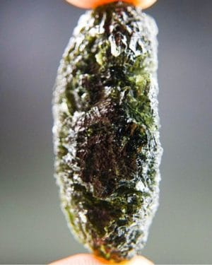 Excellent Investment Premium Grade - Larger Moldavite with Certificate of Authenticity (25.84grams)