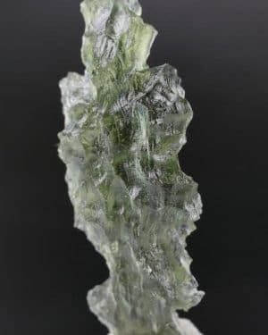Moldavite Unique Rare Piece