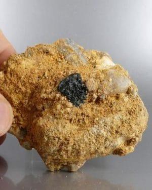 Small cabinet Specimen Moldavite grams