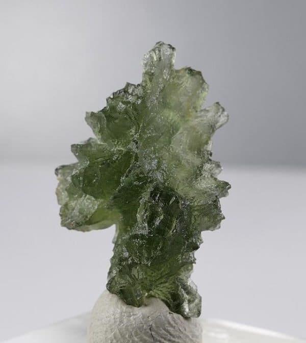 Authentic Natural Shape Besednice Moldavite (3.4grams)
