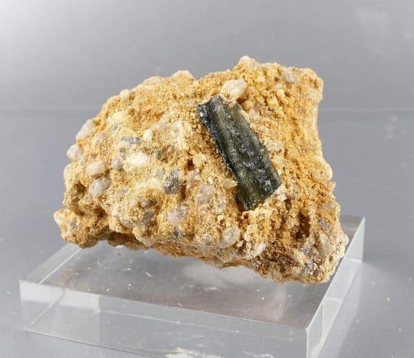 Original Matrix Specimen Moldavite (39grams)