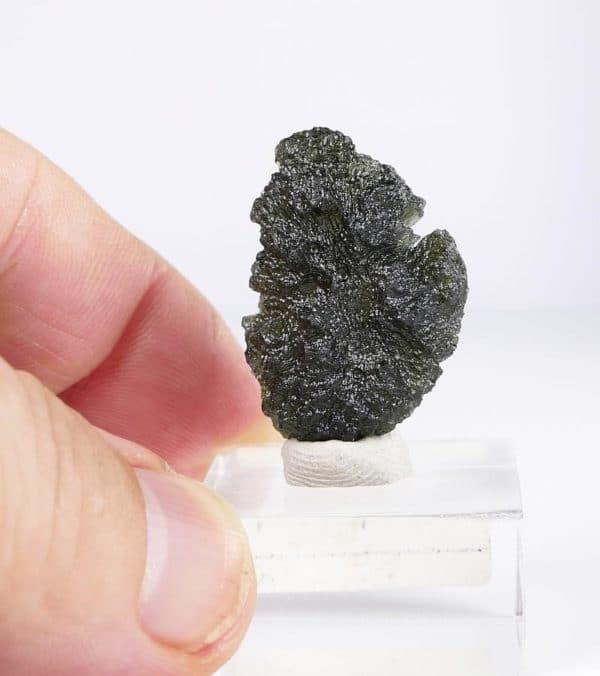 Specimen Collector fine Moldavite (7.0grams)