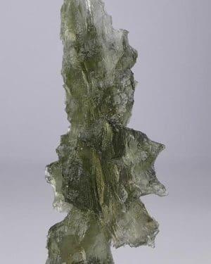 Besednice Moldavite Natural Fine Shape (2.3grams)