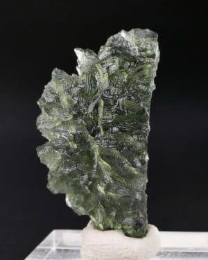 Authentic Natural Fine Piece Besednice Moldavite (4.8grams)