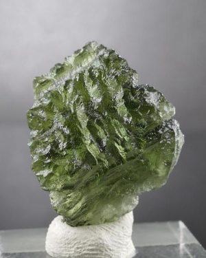 Authentic Moldavite Specimen from Besednice (4.2grams) 1