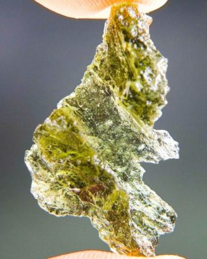 Quality A+/++ Shiny Moldavite from Besednice (1.95grams) 1