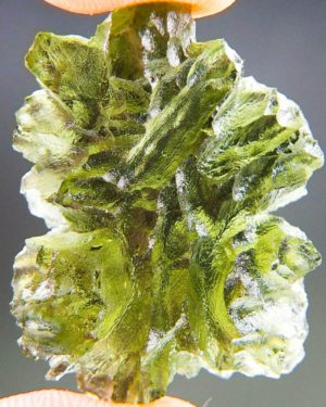 Quality A++/+++ Investment Moldavite with Certificate of Authenticity (5.24grams) 1