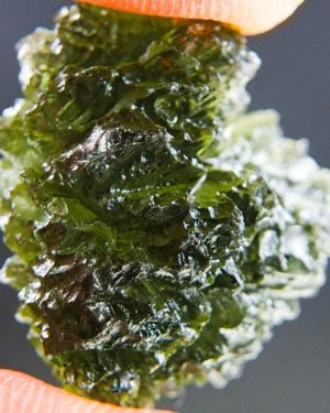 Magnificent Moldavite from Besednice with Certificate of Authenticity (5.04grams) 1