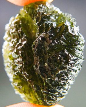 Large Magnificent Moldavite with Certificate of Authenticity (13.75grams) 2