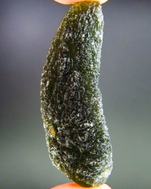 Quality A+ Large Investment Moldavite with Certificate of Authenticity (20.33grams) 2