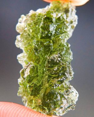 Magnificent Moldavite from Besednice with Certificate of Authenticity (5.09grams) 2
