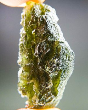 Excellent Moldavite with Certificate of Authenticity (8.24grams) 2