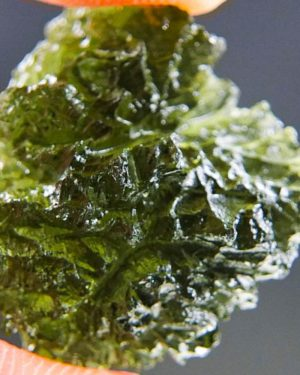Magnificent Moldavite from Besednice with Certificate of Authenticity (5.04grams) 2