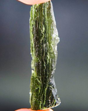 Large Moldavite with Certificate of Authenticity (14.28grams) 2