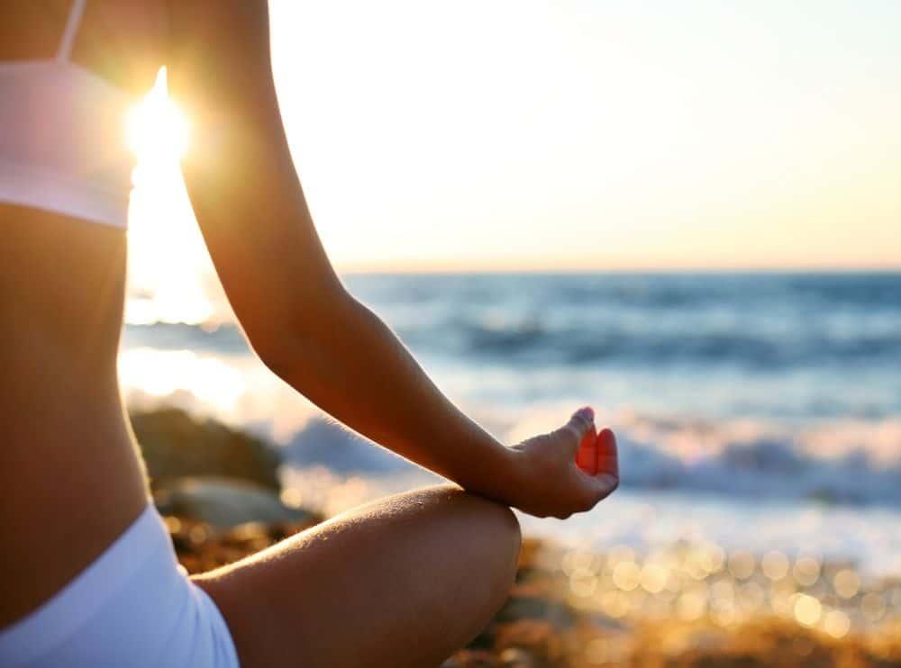 Moldavite Meditation