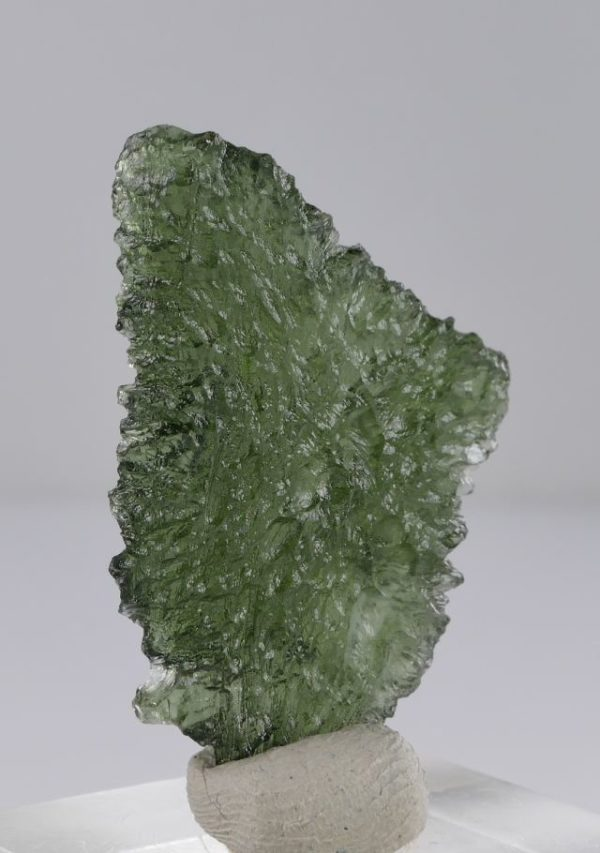 Fine Shape Collector Specimen Moldavite (5.9grams) 2