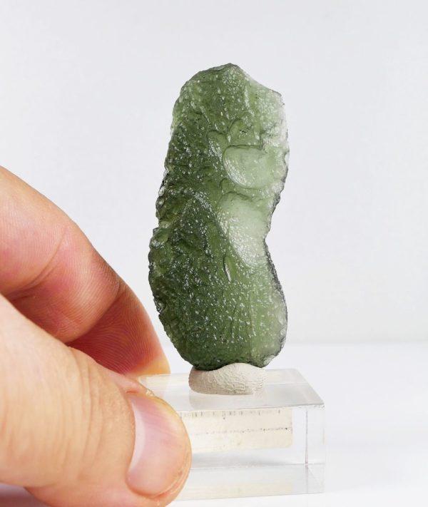 First Grade Collector Specimen Moldavite (14.3grams) 2