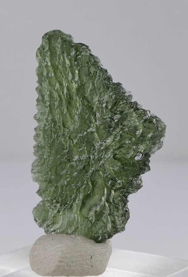 Fine Shape Collector Specimen Moldavite (5.9grams) 3
