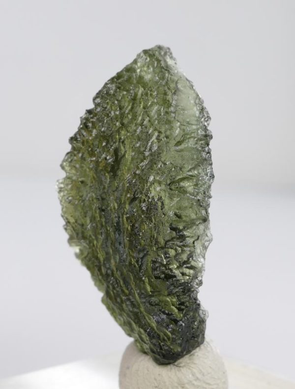 First Grade Collector Moldavite with Certificate of Authenticity (4.2grams) 3