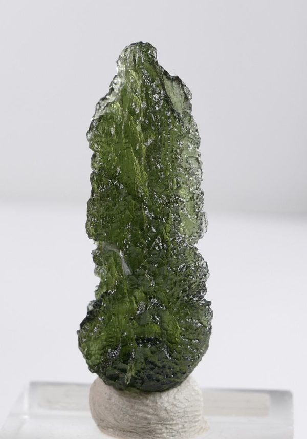 First Grade Moldavite Collector with Certificate of Authenticity (4.2grams) 3