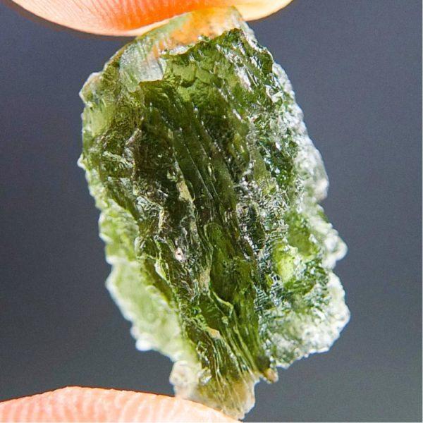 Quality A+ Bottle Green Moldavite (2.7grams) 3