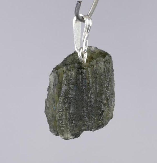 https://buymoldavite.com/product/genuine-raw-moldavite-drilled-in-sterling-silver-pendant-2-4grams/ 3